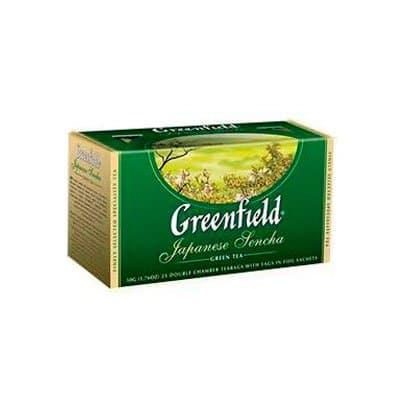 Greenfield / Гринфилд Japanese Sencha (25пак) фото