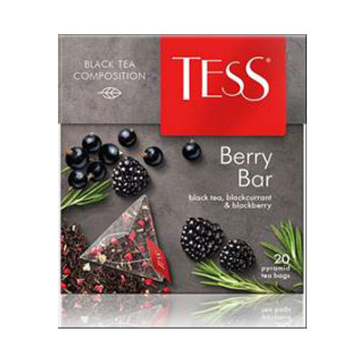 Tess / Тесс Berry Bar (20пир.)