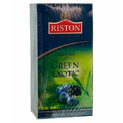 Riston / Ристон Грин экзотик (25пак)