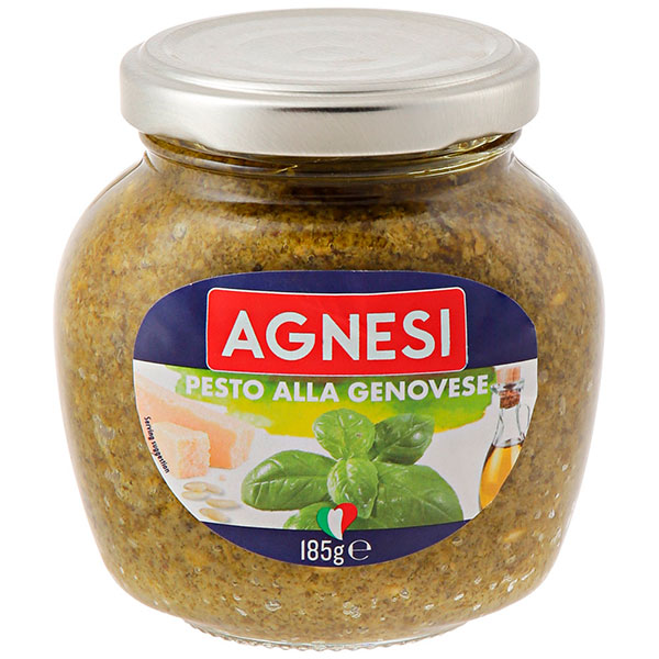 Соус песто по генуэзски Agnesi 185 гр