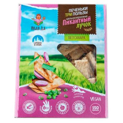 Печеньки с лучком (Ферма Балашов Д.) 150 гр