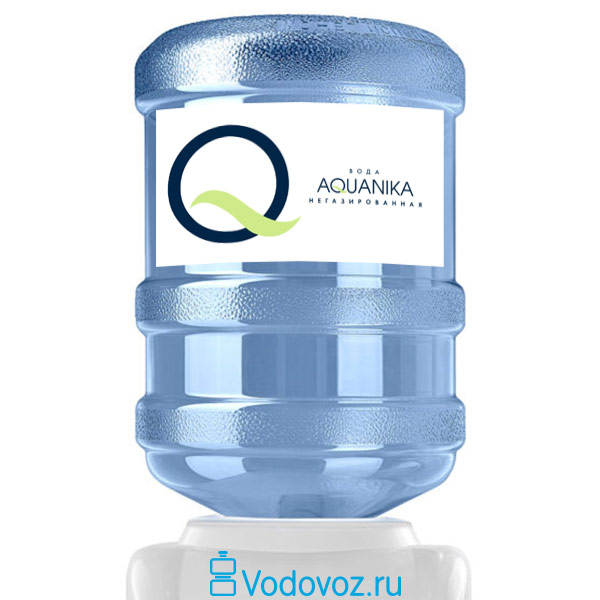 Вода Aquanika 19 литров