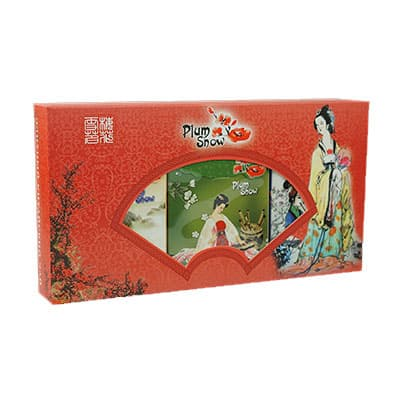 Чай Plum Snow ассорти Три Вкуса 150 гр
