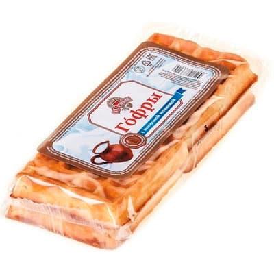 Вафли Аладушкин мягкие с молочной начинкой 108 гр