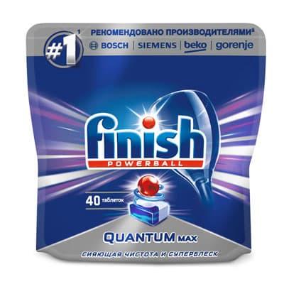 Средство для посудомоечных машин Finish 40 таб фото