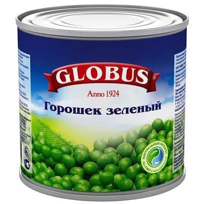 Горошек Globus 425гр (4шт)