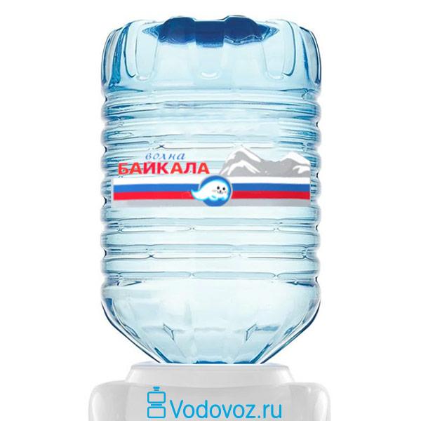 Вода Волна Байкала 18.9 литров в одноразовой таре