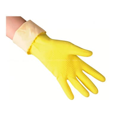 Перчатки Vileda универсальные размер S фото