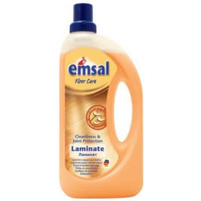 Средство для мытья ламината Emsal 1 литр фото