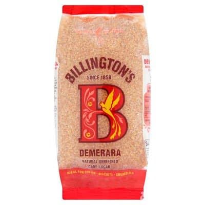 Сахар песок тростниковый Demerara 1 кг