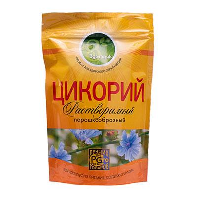 Цикорий Здравник растворимый 85 гр (2 шт) фото