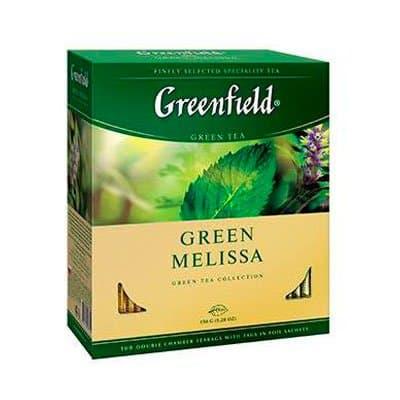 Greenfield / Гринфилд Green Melissa (100пак) фото