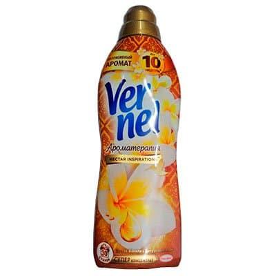 Кондиционер Vernel Концентрат ароматерапия ваниль и цитрус 910 мл (1шт)