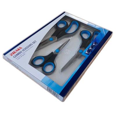 Ножницы SIGMA набор из 3 шт фото