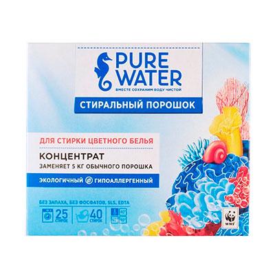 Стиральный порошок Pure Water для цветного белья 800 гр.