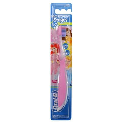 Зубная шетка Oral-B детская мягкая (2шт)