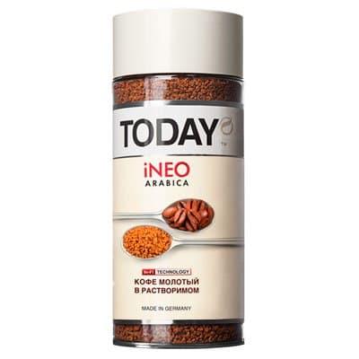 Today INeo растворимый ст. (95гр) фото