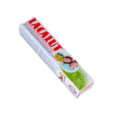 Зубная паста Lacalut детская от 4-8лет (50мл)