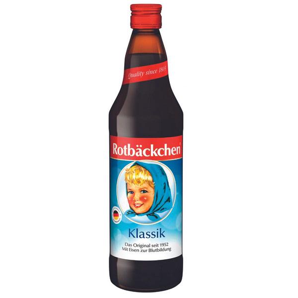 Сок Rotbackchen Klassik 0.7 литра, стекло
