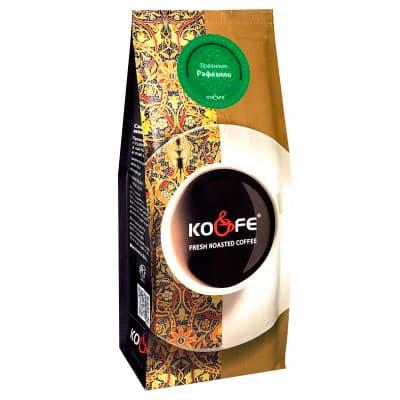 Купить со скидкой Кофе Ko&Fe Бразилия Рафаэлло зерно 200 гр
