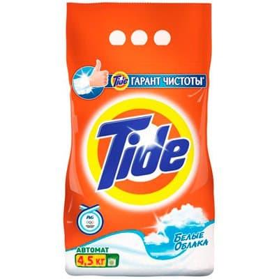 Стиральный порошок Tide Автомат Белые облока 4,5кг (1шт.)
