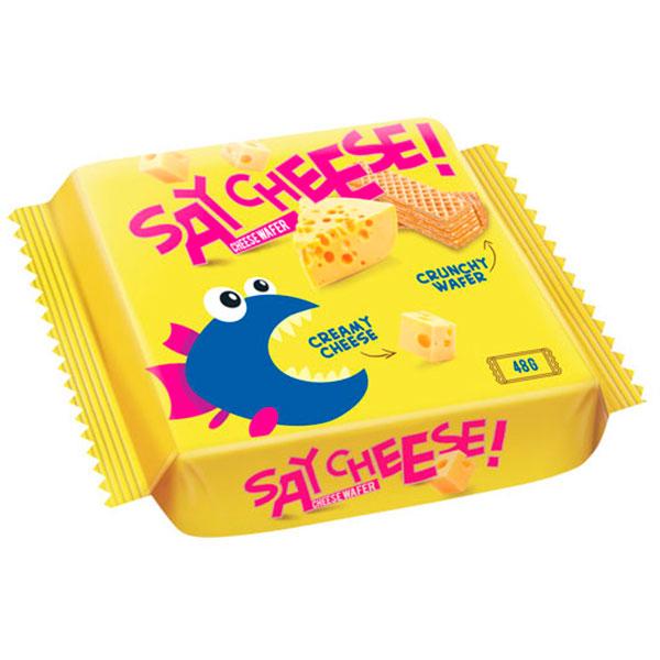 Вафли сырные Say Cheese 48 гр