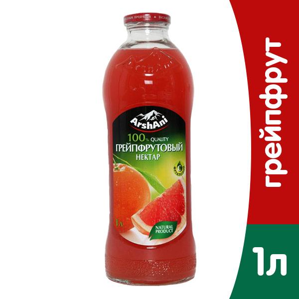 Купить со скидкой Нектар ArshAni / Аршани грейпфрут 1.0л (6шт)