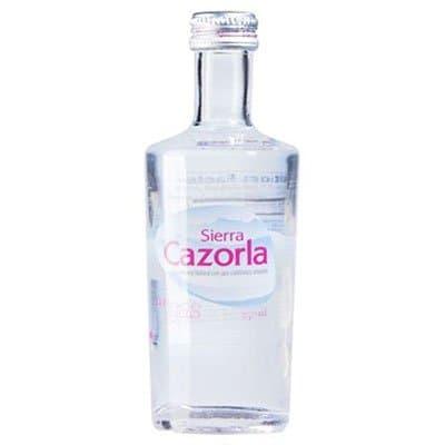 S.Cazorla / Сьерра Казорла 0.25 литра, газ, стекло, 24шт. в уп.