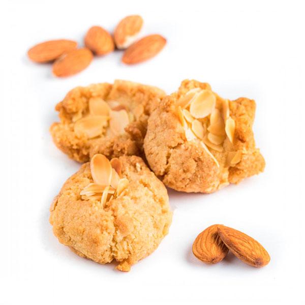 Миндальное печенье (Ферма Шкляров Е.) 100 гр