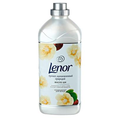 Кондиционер Lenor концентрат масло ши 1,785 литра фото