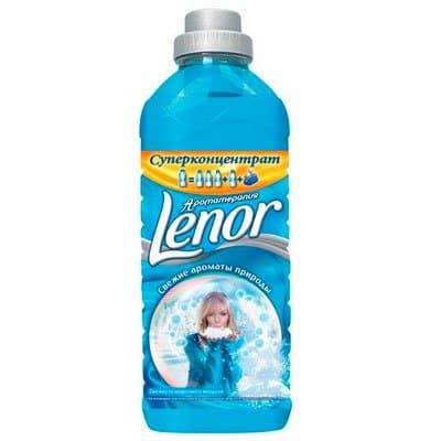 Кондиционер Lenor Концентрат Свежесть морозного воздуха 1.8л (1шт)