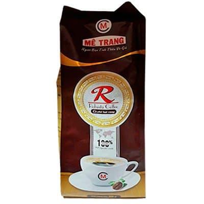 Кофе Me Trang Робуста в зернах 500 гр