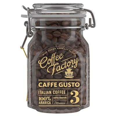 ���� Coffe Factory � ������ Caffe Gusto 290�� ��.