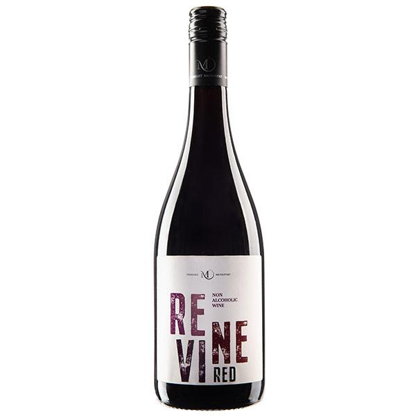 Вино безалкогольное Revine красное игристое 750 мл
