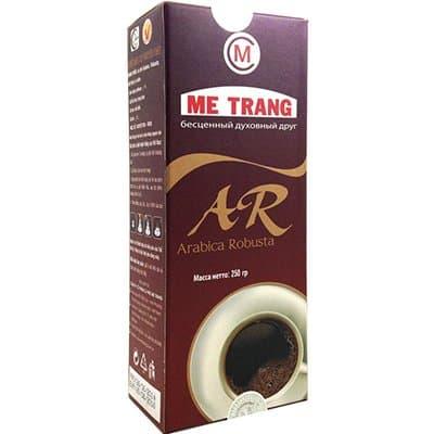 Кофе Me Trang Арабика&Робуста молотый 250гр.