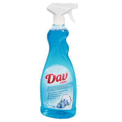 Средство для мытья стекол Dav весенний дождь 750 мл фото