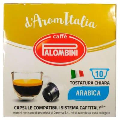 Кофе Palombini Caffitaly Arabica 10 капсул