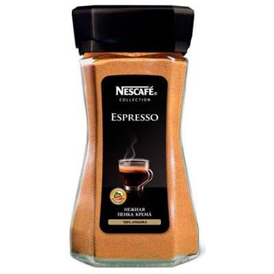 Nescafe / ������� Espresso ��. (100��)