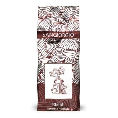 Coffee Factory Sangiorgio зерно м/у (400 гр)