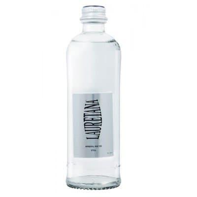 Вода Lauretana Pininfarina 0,33л б/г ст (24шт)