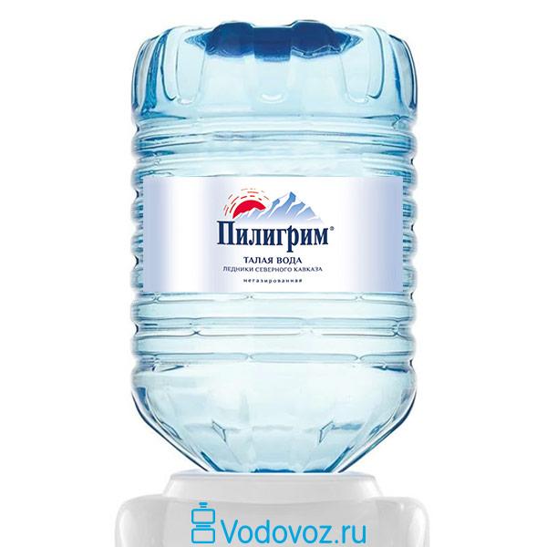 Вода Пилигрим 19 литров в одноразовой таре