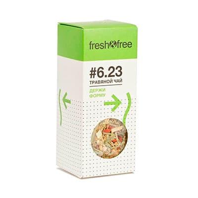 Купить со скидкой Чай травяной Fresh&Free Держи форму 75 гр