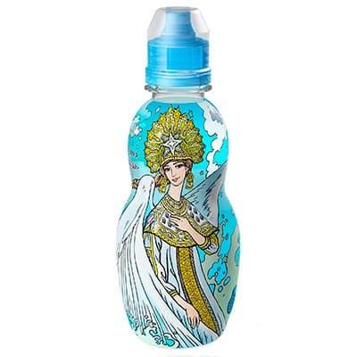 Серебринка детская Царевна-Лебедь 0.25 литра, без газа, пэт, 6шт. в уп.