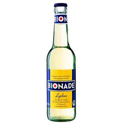 Bionade Личи 0,33л ст. (12шт.)