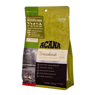 Сухой корм Acana для кошек и котят с ягненком 340 гр фото