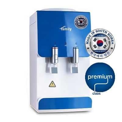 Кулер Family AQP-1050S white/blue