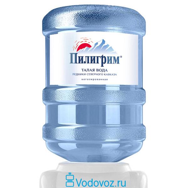 Вода Пилигрим 19 литров