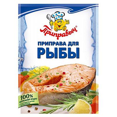 Приправа для Рыбы Приправыч 15 гр