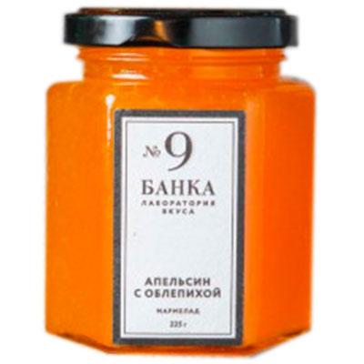 Мармелад Апельсин с облепихой (Ферма Кондрашова Н.) 225 гр