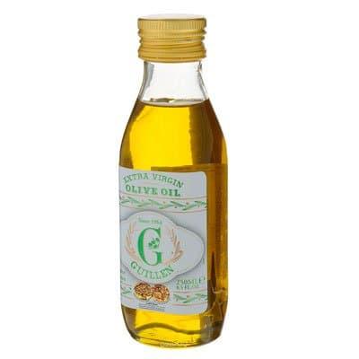 Масло Guillen Extra Virgin оливковое 250 мл